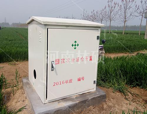 2016年度太康县农业综合开发