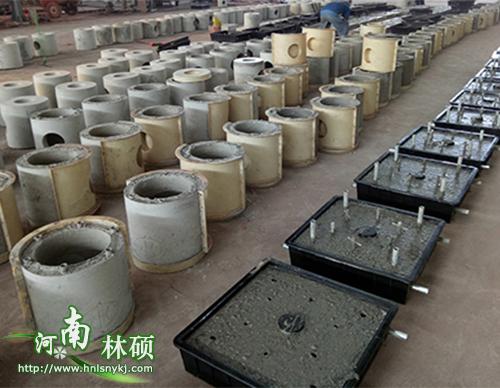 砼出水口保护体生产设备