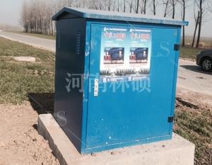 舞阳县2014农业综合开发项目