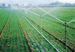智能农业灌溉系统工作原理