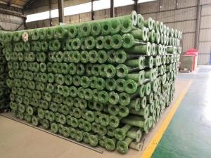 农田水利灌溉中玻璃钢扬程管的作用