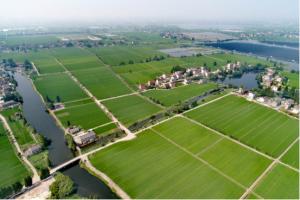 高标准农田建设项目的积极作用