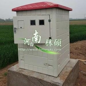 玻璃钢井房在农田灌溉时起什么作用
