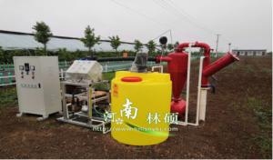 水肥一体化设备灌溉施肥步骤