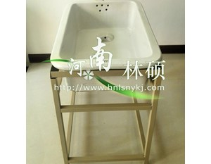 安全饮水水池架