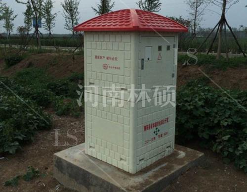 河南林硕农业科技,玻璃钢井房,玻璃钢扬程管