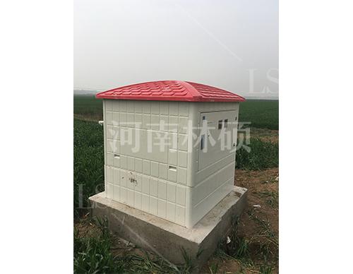 河南林硕农业科技,玻璃钢井房,玻璃钢扬程管,智能灌溉控制系统